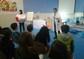 Más de un centenar de escolares malagueños participan en un taller sobre investigación biomédica