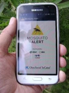 app MOSQUITO ALERT (1)