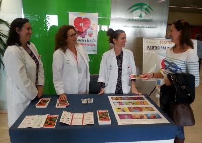 Foto Acto Donación Sangre