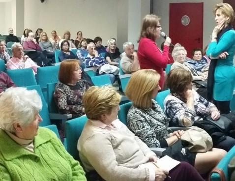 Éxito de participación ciudadana en la Jornada de Presentación de la Estrategia de Cuidados de Andalucía