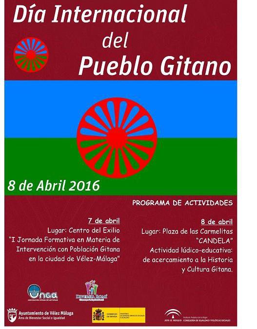 I  Jornada Formativa en Materia de Intervención con Población Gitana en la ciudad de Vélez-Málaga
