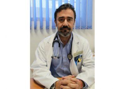 Francisco Rodríguez, FEA Medicina Interna