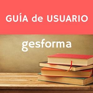GUIA USUARIO GESFORMA