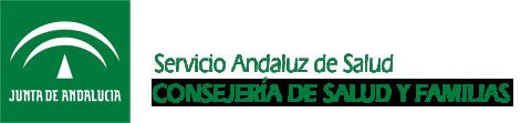 Logo Junta de Andalucía - Servicio Andaluz de Salud, Consejería de Salud