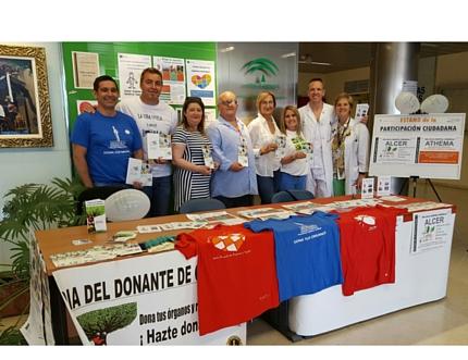 Hoy nos visita la Asociación de Enfermos y Trasplantados Hepáticos de Málaga