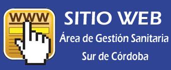 enlace al sitio web del AGS Sur de Córdoba
