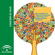 Imagen de la portada del plan andaluz de atención integrada a pacientes con enfermedades crónicas
