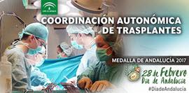 Concesión de la medalla de Andalucía