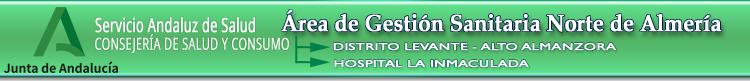 Área de Gestión Sanitaria Norte de Almería