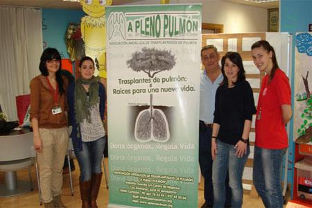 Asociación de trasplantados 'A Pleno Pulmón'