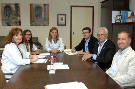Comisión de seguimiento. Acuerdo de Colaboración ALCER-CÓRDOBA