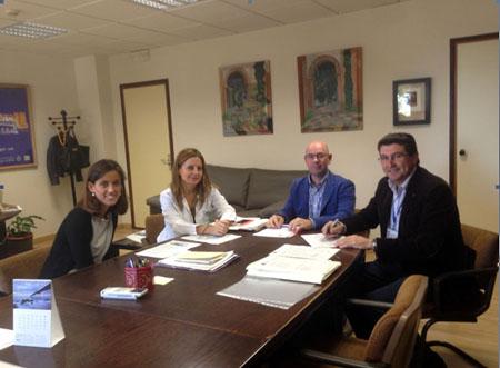 Comisión de seguimiento Acuerdo de Colaboración Cáritas Diocesana de Córdoba