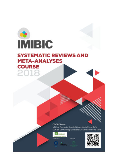 Systematic Reviews and Meta-analyses Course 2018