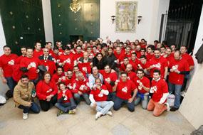 Costaleros de La Paz apoyan la donación de órganos