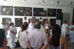 Exposición 'Arte y Medicina'