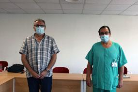 Bartolomé Delgado y Juan Carlos Robles han formado parte del jurado