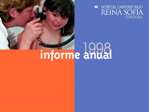 Informe anual 1998