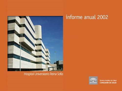 Informe anual 2002