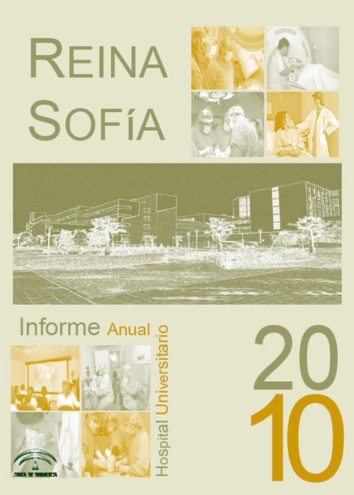 Memoria anual Hospital Reina Sofia 2010