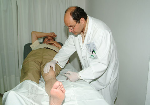 El dr. Manuel Arias