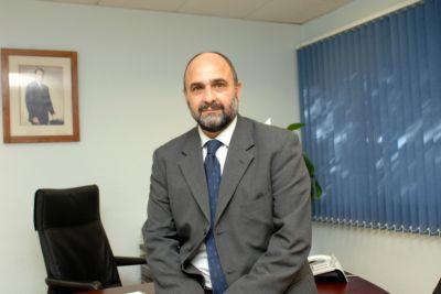 D. Antonio Llergo Muñoz, subgerente del hospital