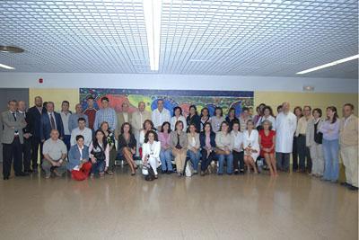 Profesionales del Servicio de Atención al usuario de Córdoba y provincia