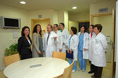 Inauguración del hotel de madres del hospital