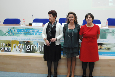 Jornada conmemorativa Dia Internacional de Enfermería