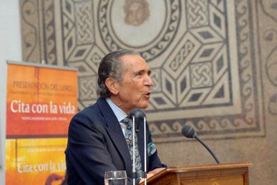 El escritor cordobés Antonio Gala.