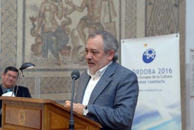 El alcalde de Córdoba, Andrés Ocaña.