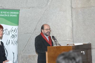 Intervención de Antonio Varo