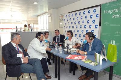 El programa de COPE Córdoba 'Las mañanas de Córdoba' se emitió el viernes en directo desde el Reina Sofía