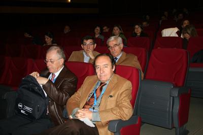 El doctor Casal en la Reunión del Grupo Español