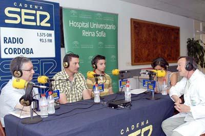 'Córdoba hoy por hoy', de Radio Córdoba, se emitió desde el Reina Sofía