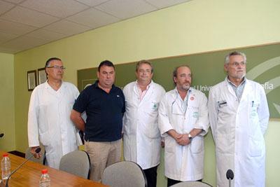 Presentación primer caso en España de enfermedad inmunológica