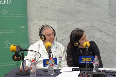 Radio Córdoba entrevista al doctor Molina, que participó en el primer trasplantes