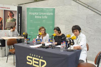 María José Martín entrevista a Marina Álvarez y José María Dueñas