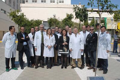 Profesionales de los equipos de trasplantes acudieron a la invitación