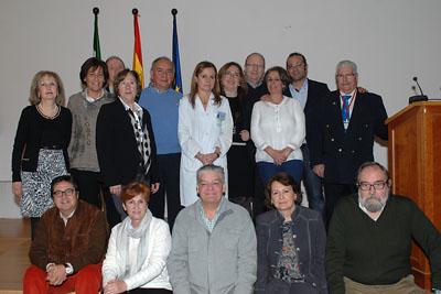 Profesionales del Distrito Córdoba Guadalquivir jubilados este año