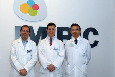 Nuevo equipo directivo integrado por Manuel Tena-Sempere, Justo Castaño y José López Miranda