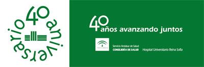 Logotipo y lema 40 aniversario