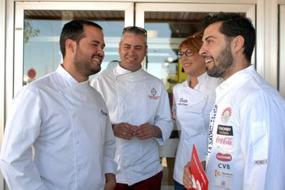 Jefes de cocina y cocineros se animan con la 'Tapa de la vida'