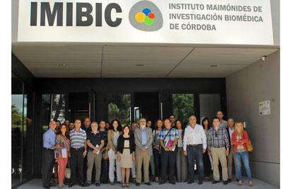 Expertos en Medicina Nuclear reunidos en el IMIBIC