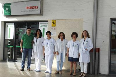 Profesionales implicados en la adaptación del procedimiento