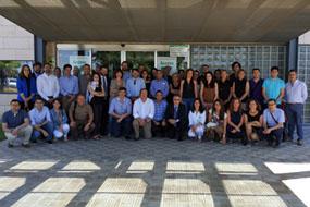 Reunión de especialistas en enfermedades raras en el Hospital Reina Sofía