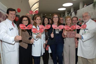 Responsables sanitarios celebran la 'Semana de la Hematología' en Córdoba