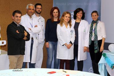 Jurado integrado por profesionales del hospital y del sector de la hostelería