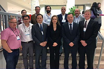 Profesores que han participado en el curso internacional