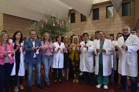 Responsables, profesionales y pacientes unidadas por el cáncer de mama