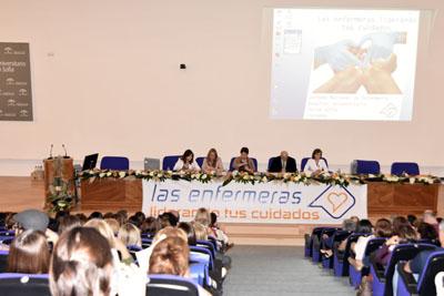 El Hospital Reina Sofía organiza las I Jornadas Nacionales de Enfermería